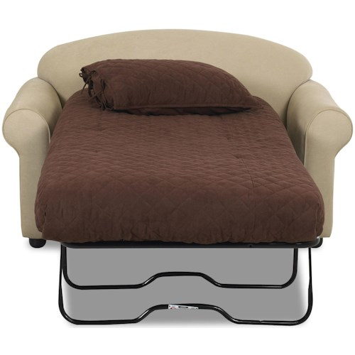 Klaussner Possibilities Innerspring Chair Sleeper