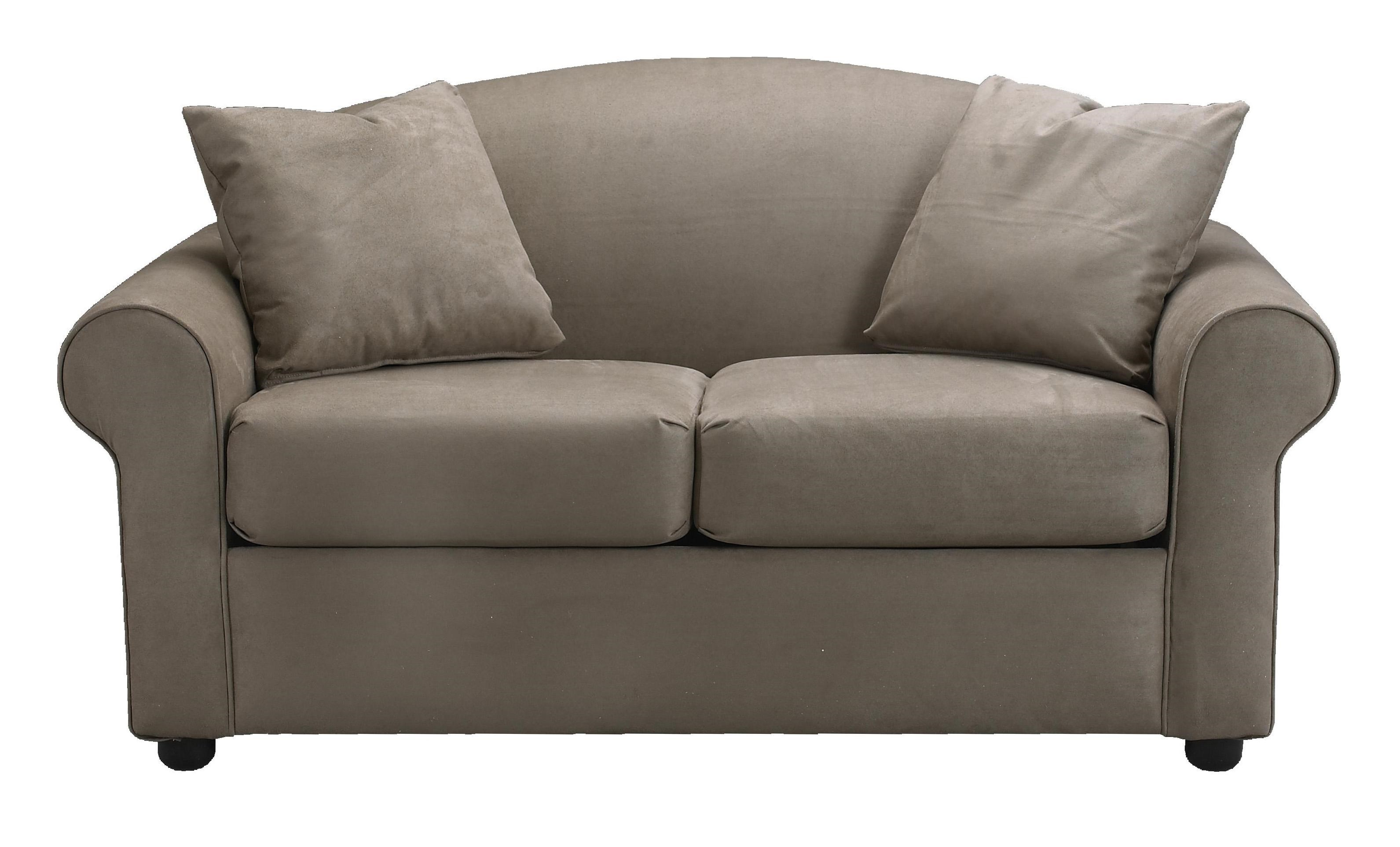 Picture of: Klaussner Possibilities Innerspring Twin Sleeper Loveseat Sheely S Furniture Appliance Sleeper Sofas
