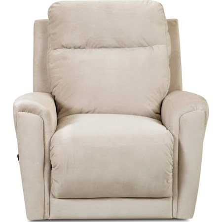 Power Reclining Chair w/ Heat & Massage