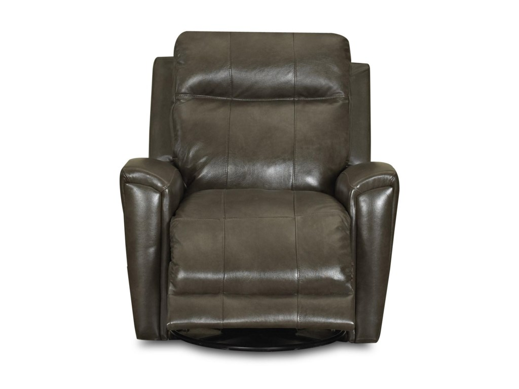 Klaussner PriestTransitional Power Reclining Chair