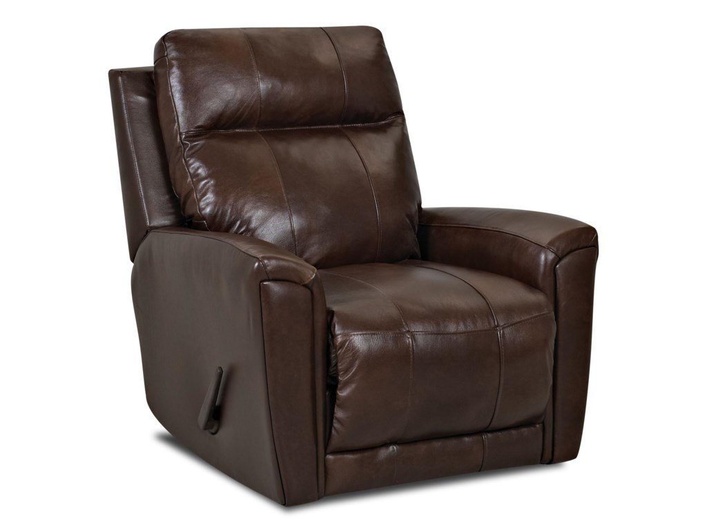 Klaussner PriestTransitional Swivel Gliding Reclining Chair