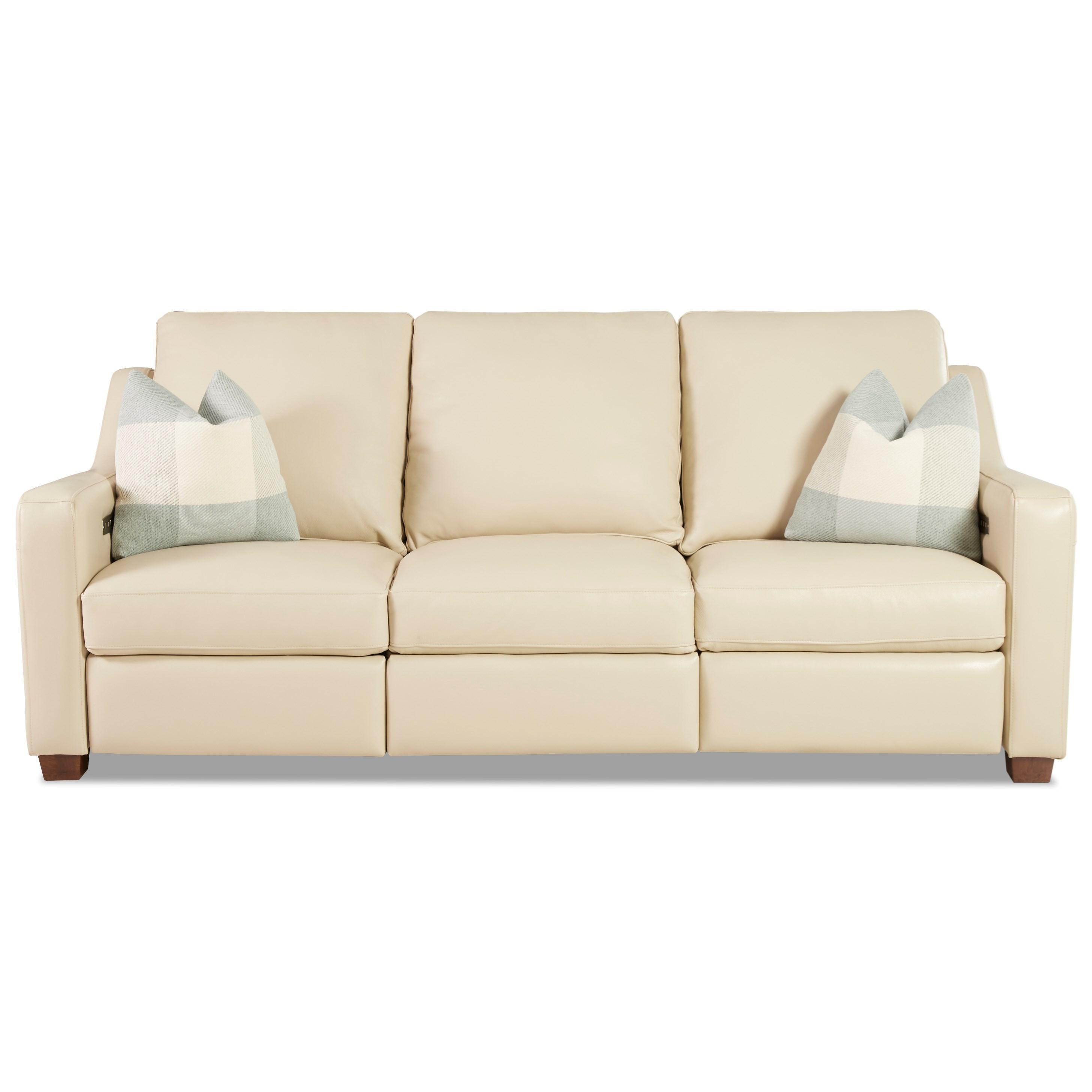 Power Hybrid Sofa with Power Headrest