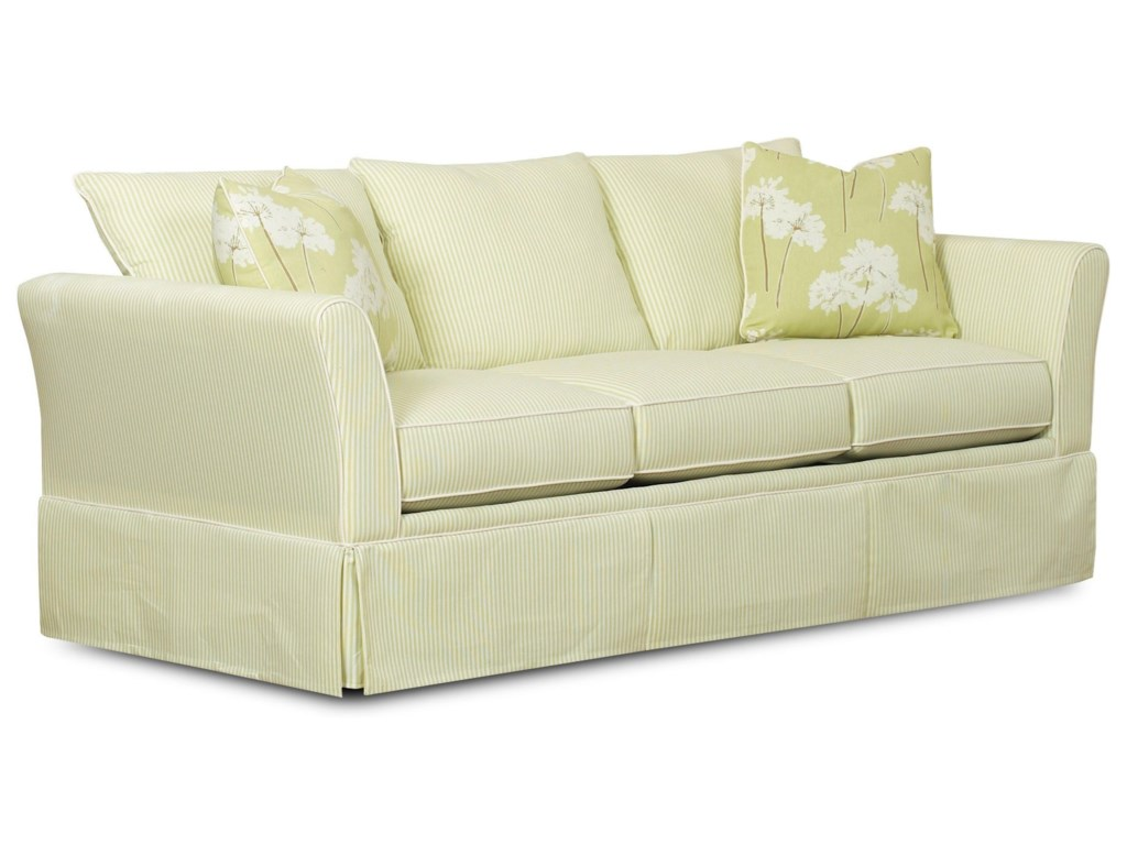 Klaussner RamonaQueen Air Dream Sleeper Sofa