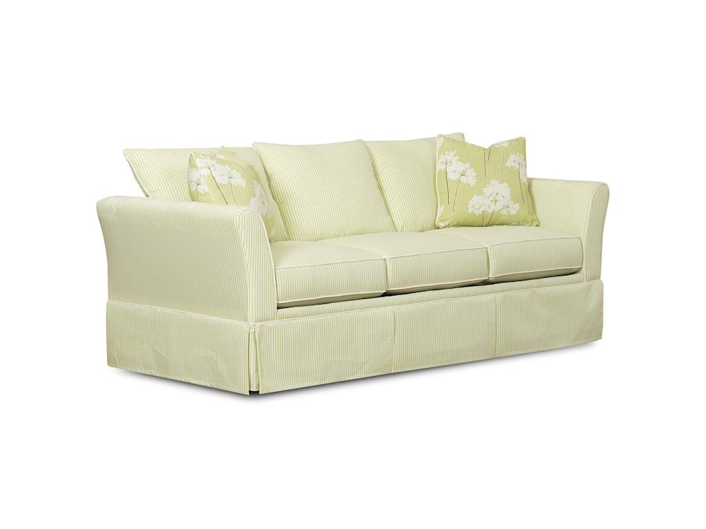 Klaussner RamonaQueen Dream Quest Sleeper Sofa