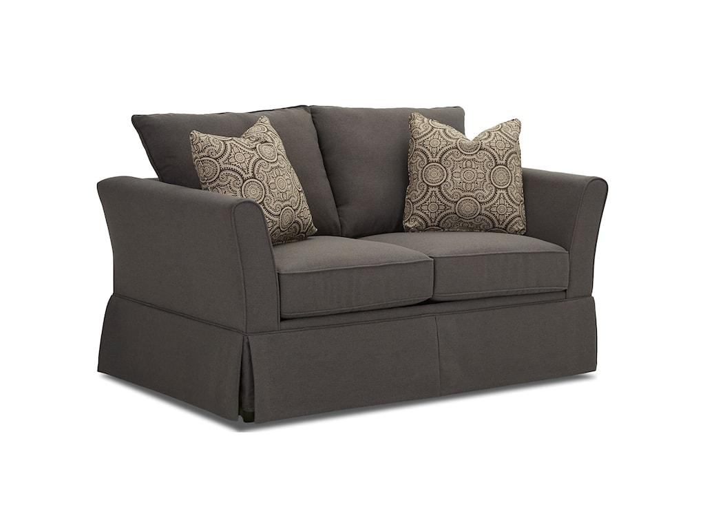 Klaussner RamonaTwin Dream Quest Sleeper Sofa