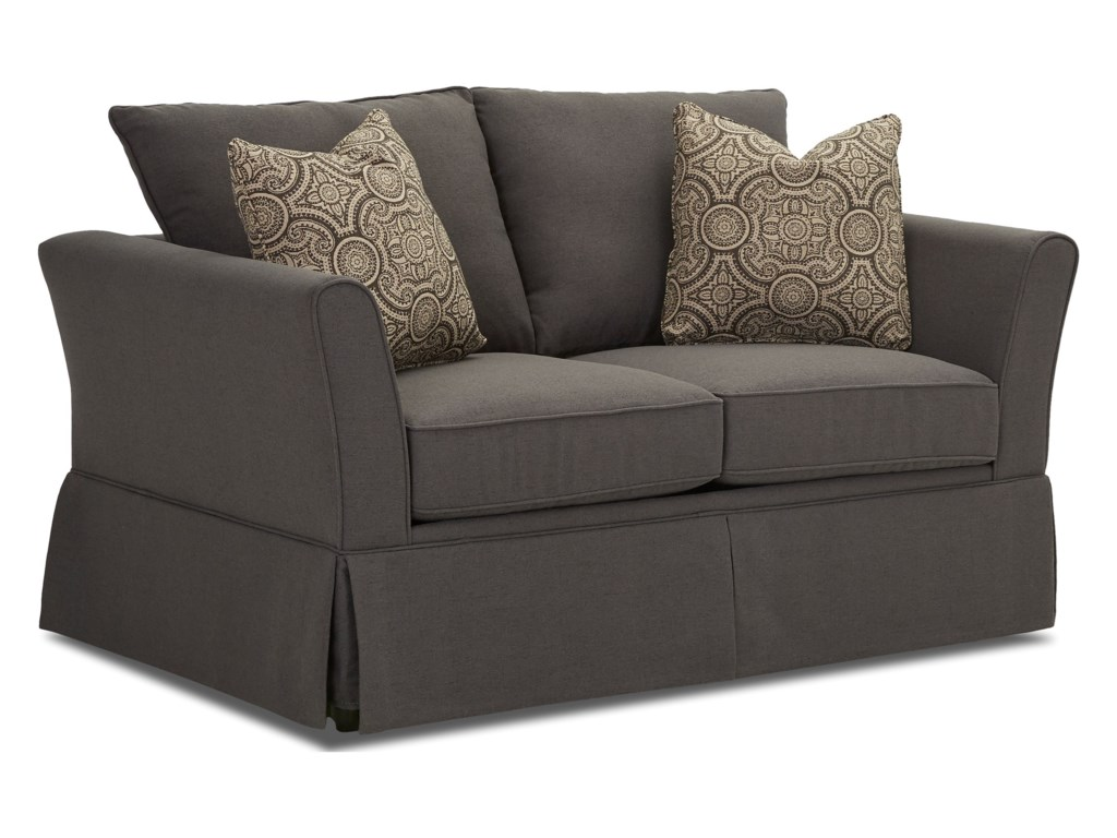 Klaussner RamonaTwin Dream Quest Sleeper Sofa