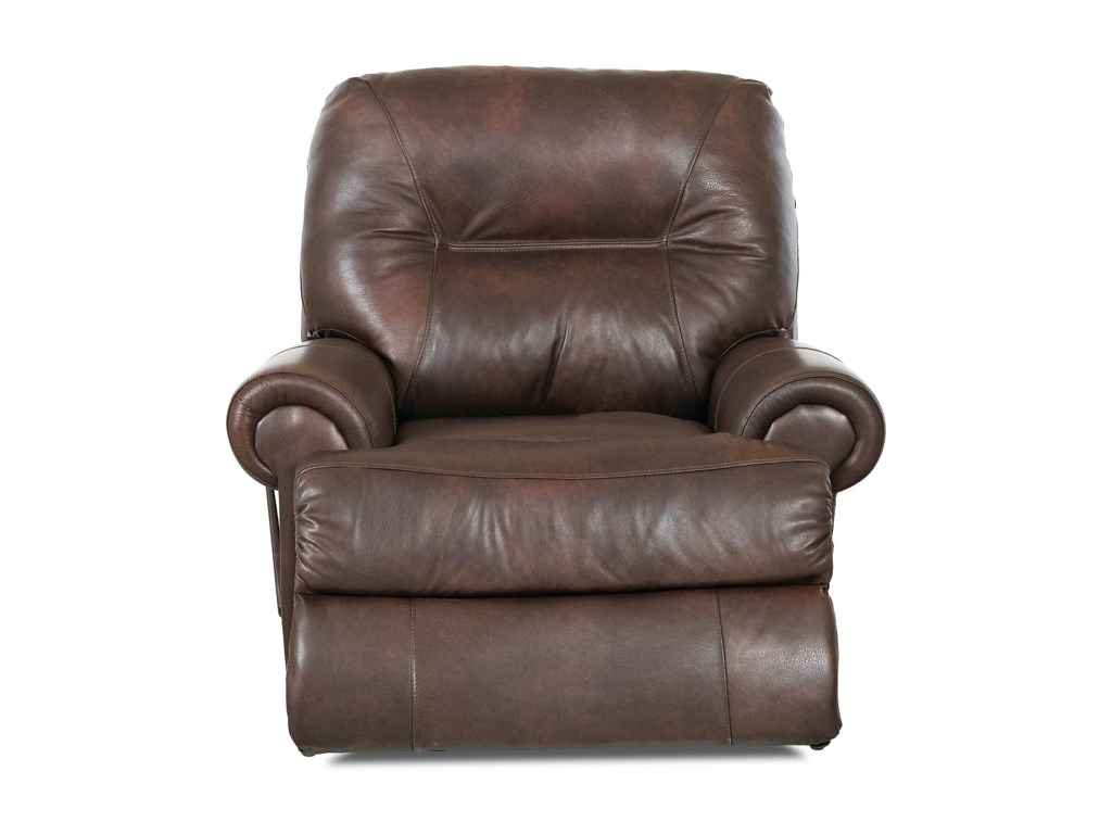 Klaussner RoadsterTraditional Reclining Chair