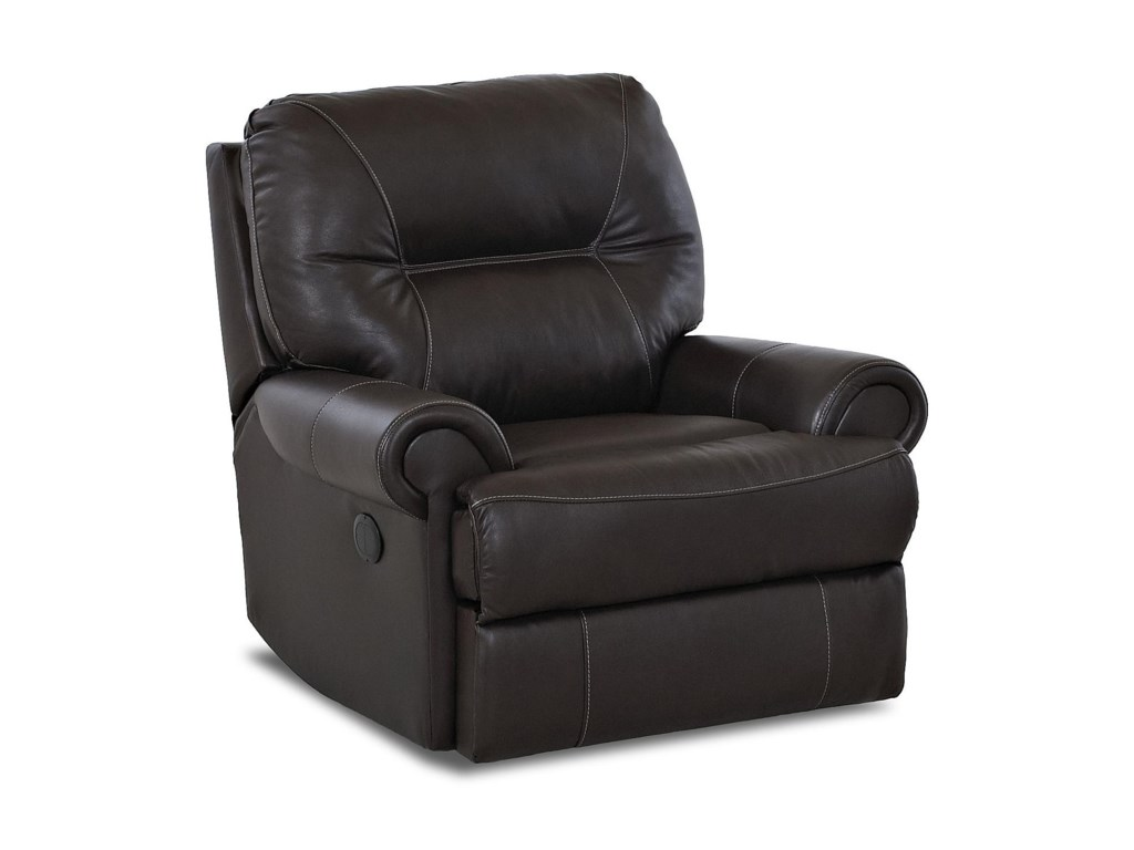 Klaussner RoadsterTraditional Power Reclining Chair