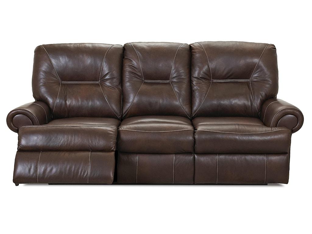Klaussner RoadsterTraditional Reclining Sofa