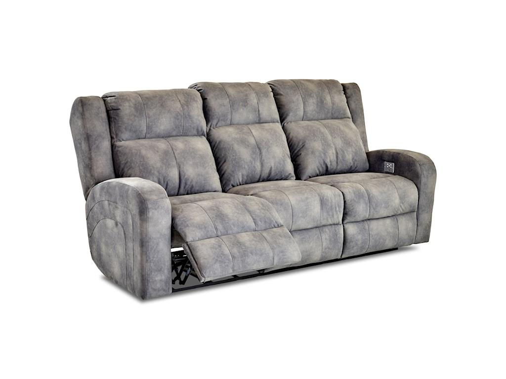 Klaussner RobinsonPower Reclining Sofa