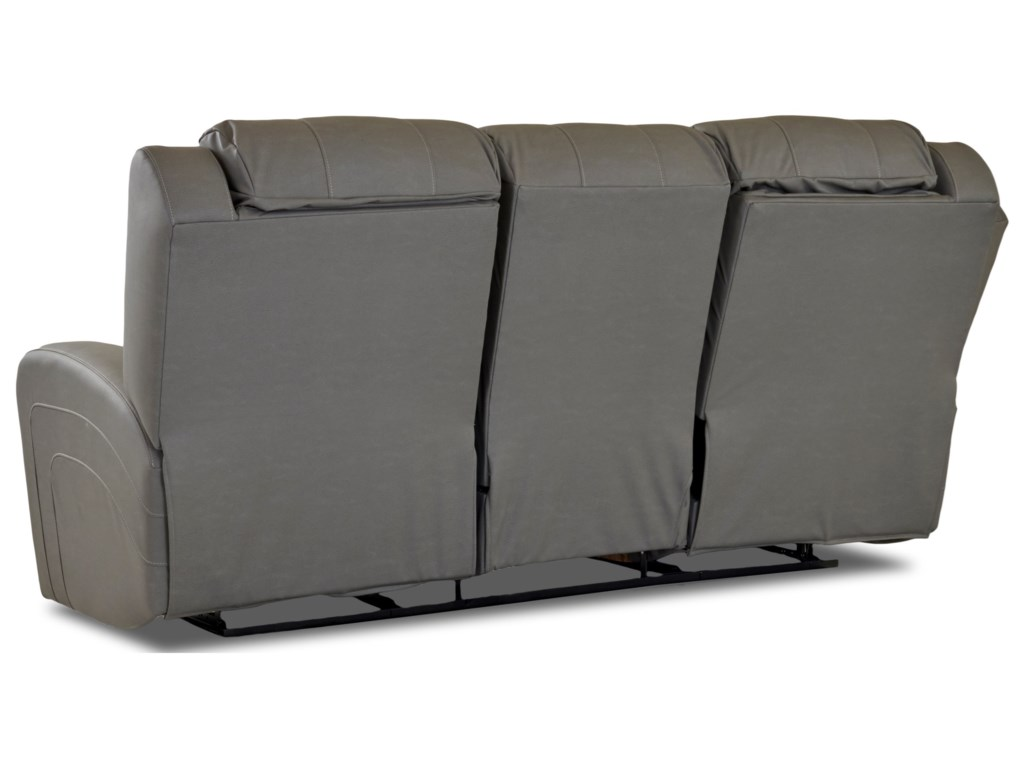 Klaussner RobinsonPower Reclining Sofa w/ Pwr Headrests