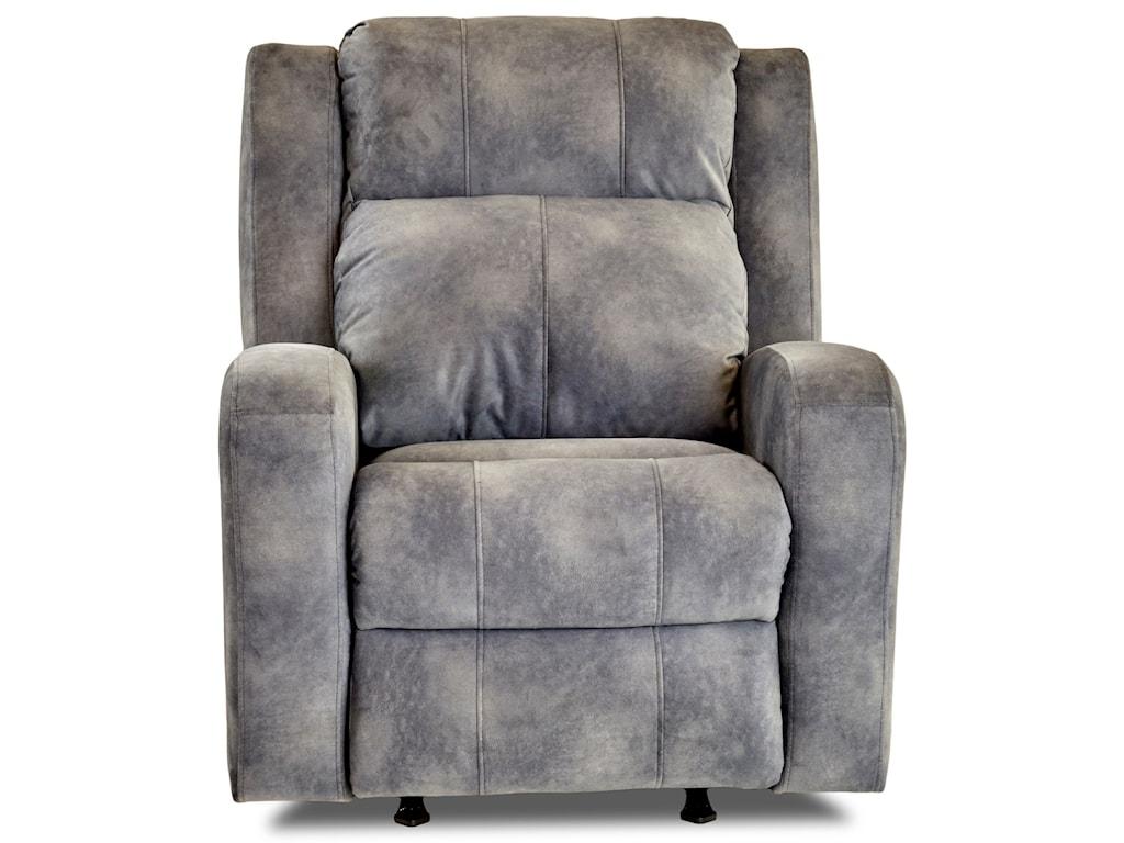 Klaussner RobinsonSwivel Rocking Reclining Chair