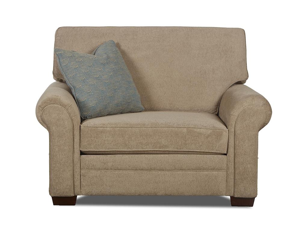 Klaussner RonaldoTraditional Big Chair