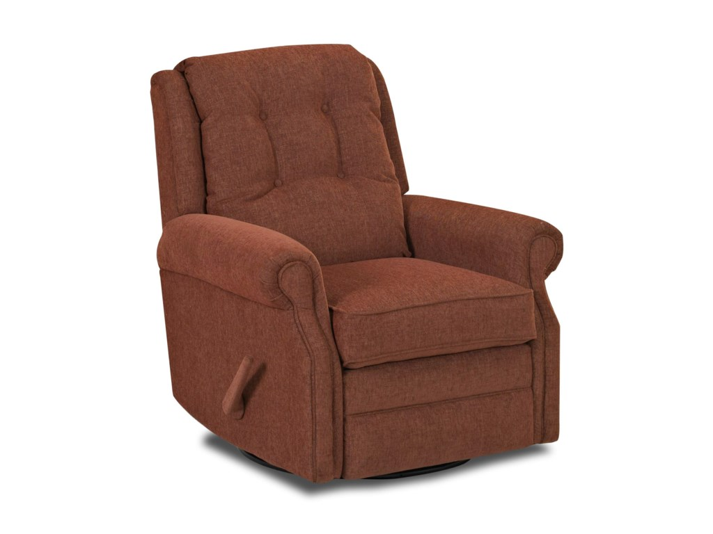 Klaussner Sand KeyManual Reclining Chair