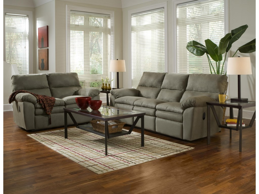 Shown with Coordinating Reclining Loveseat
