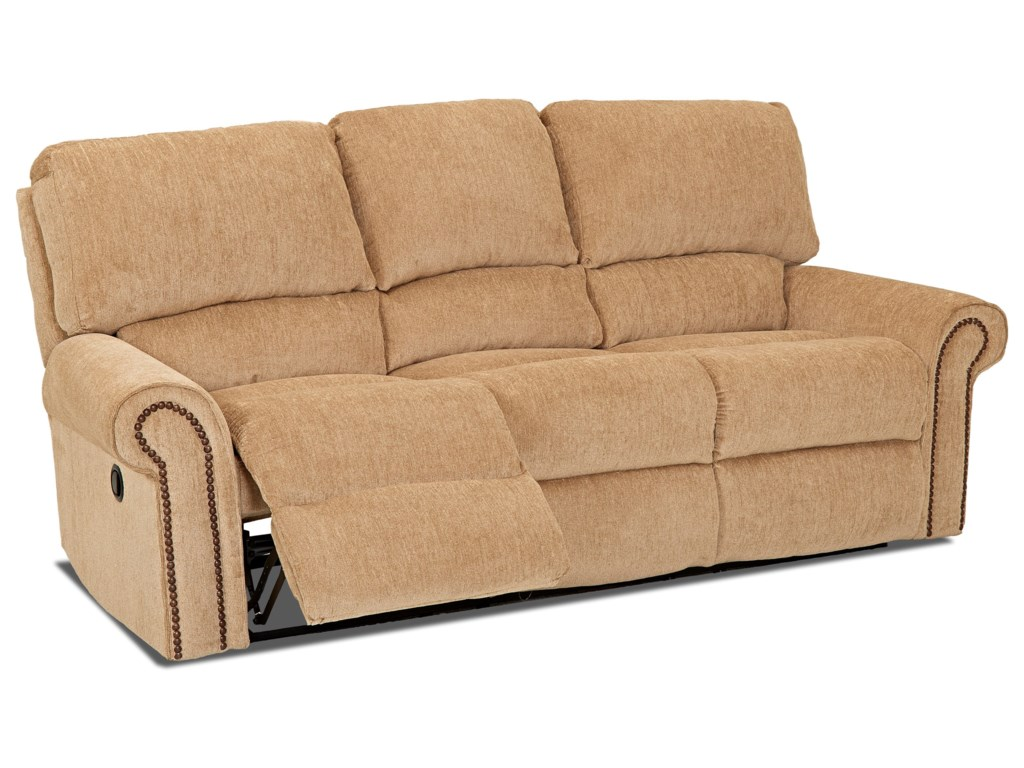 Klaussner SavannahReclining Sofa