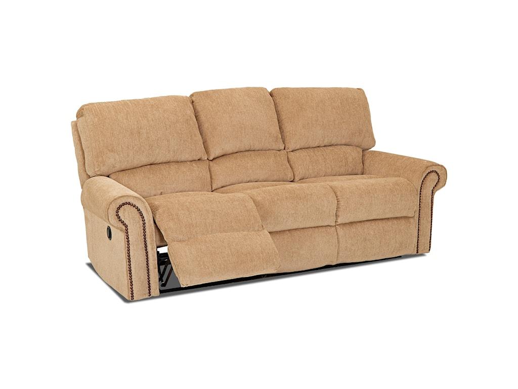 Klaussner SavannahPower Reclining Sofa