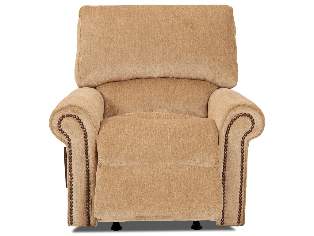 Klaussner SavannahSwivel Rocker Recliner
