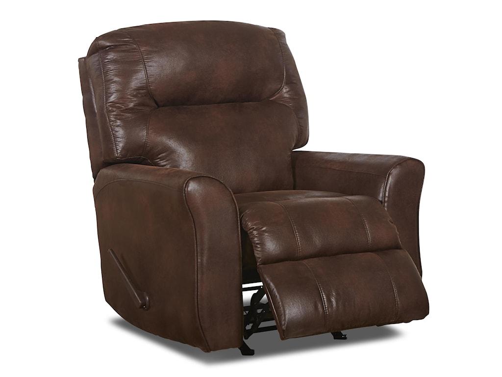 Klaussner SchwartzReclining Rocking Chair