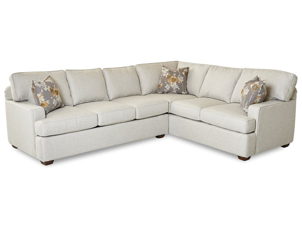 Klaussner Selection2-Piece Sectional Sofa w/ LAF Sofa