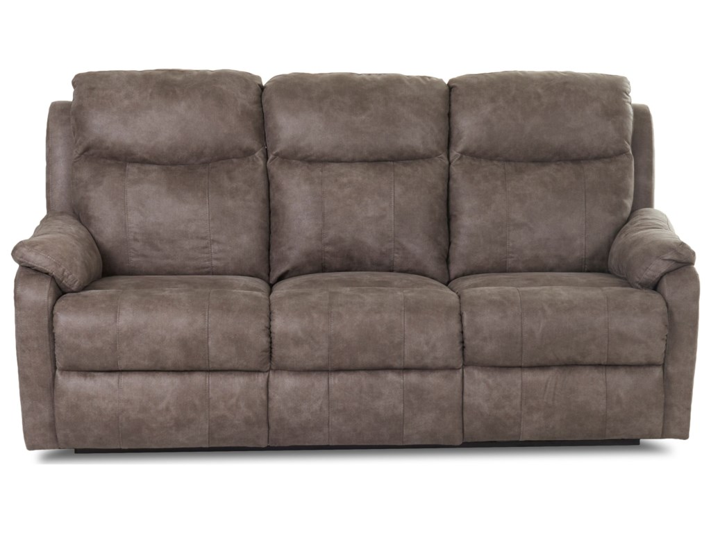Klaussner SolitairePower Reclining Sofa