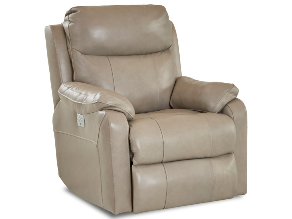 Klaussner SolitaireReclining Rocking Chair