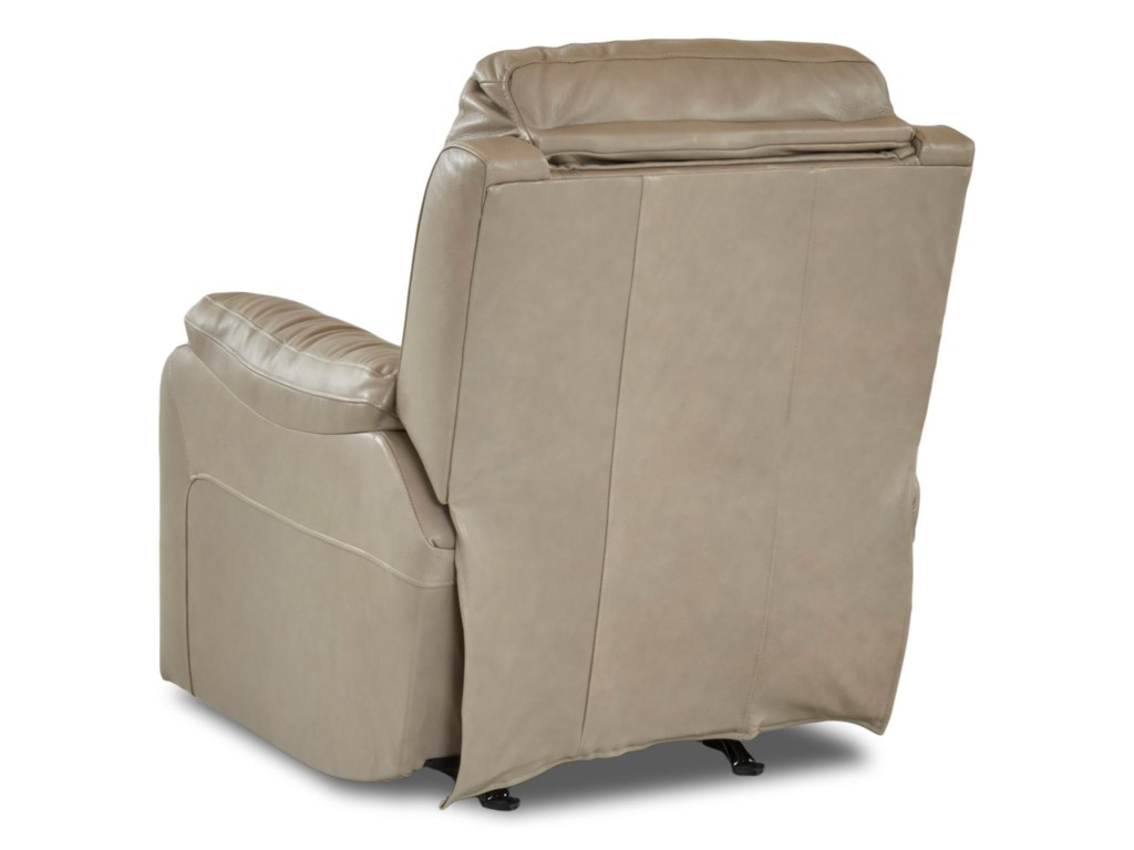 Elliston Place SolitairePower Rock Reclining Chair w/ Pwr Head&Lumba