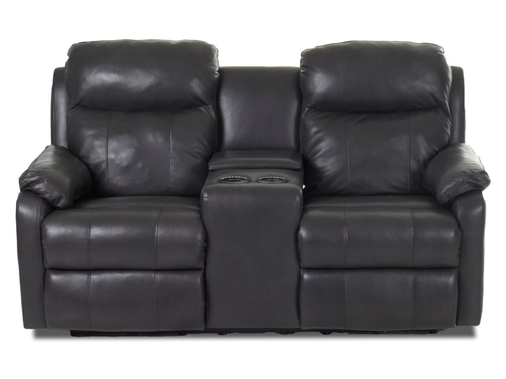 Elliston Place SolitairePower Reclining LS w/ Console & Pwr Head/Lum
