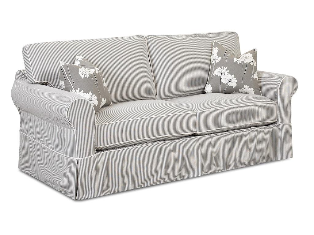 Klaussner Southern ShoresTraditonal Sofa