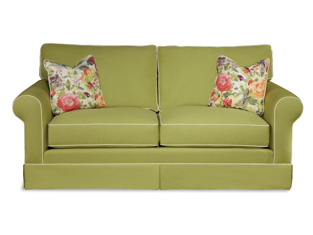 Klaussner Southern ShoresTraditional Sleeper Sofa