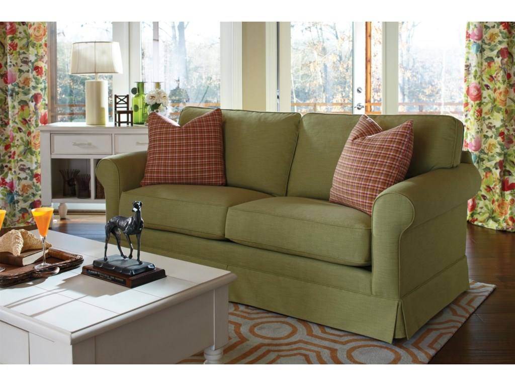 Klaussner Southern ShoresTraditional Sleeper Sofa