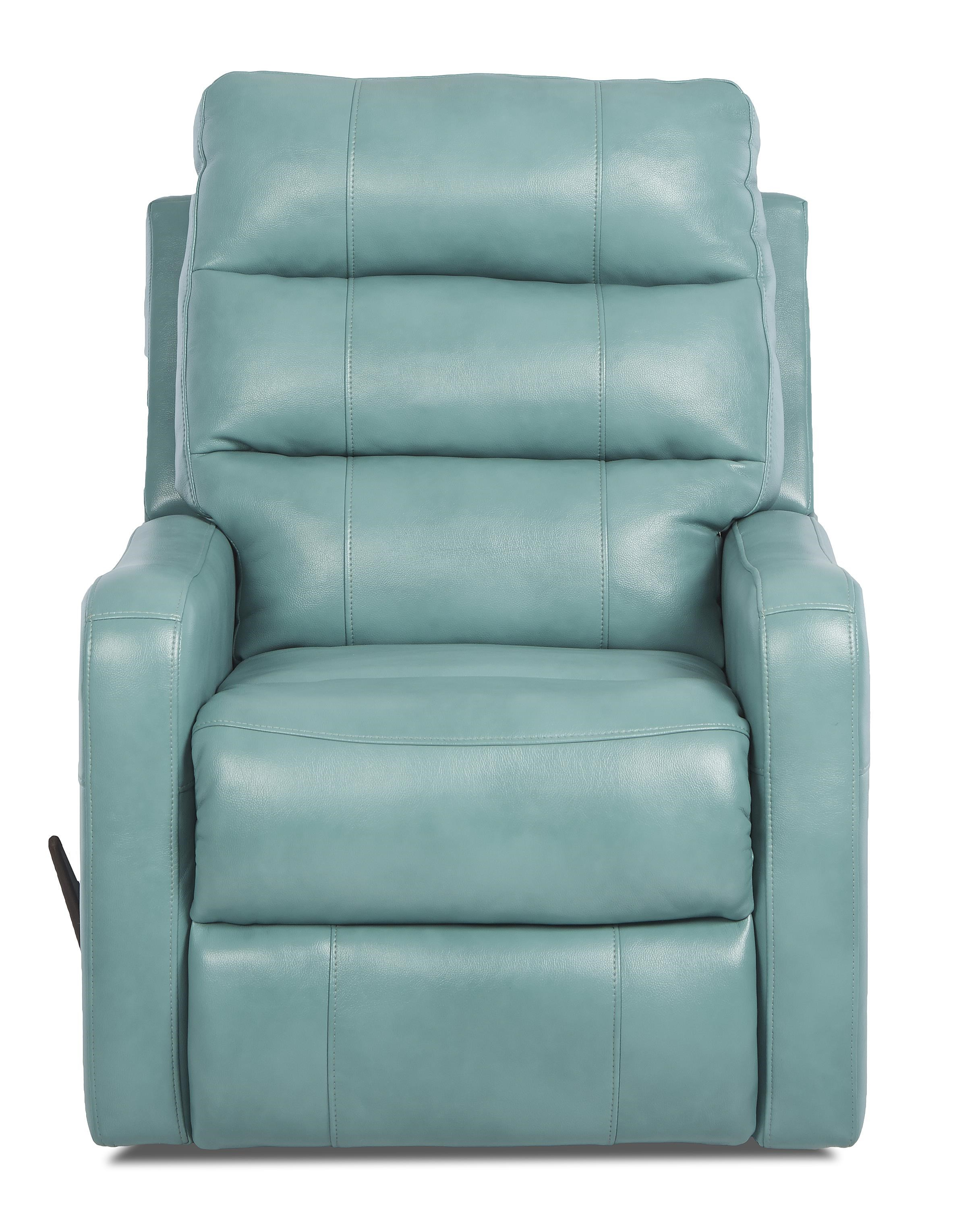 Klaussner StrikerContemporary Power Rocking Reclining Chair