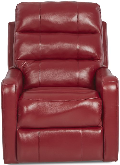 Klaussner Striker Contemporary Reclining Rocking Chair
