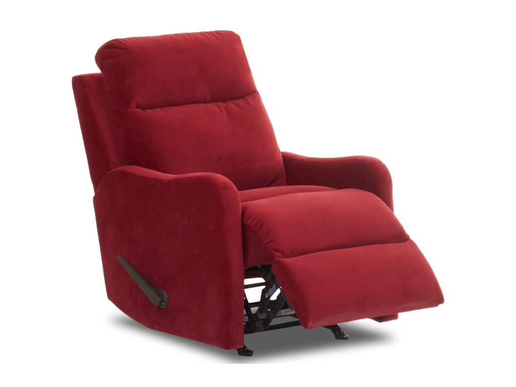 Klaussner TacomaSwivel Rocking Reclining Chair