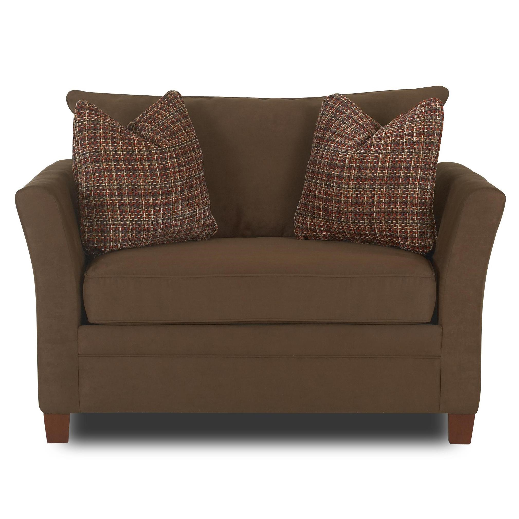 klaussner taylor contemporary chair and a half value city rh valuecitynj com klaussner chair slipcover klaussner chair fabrics