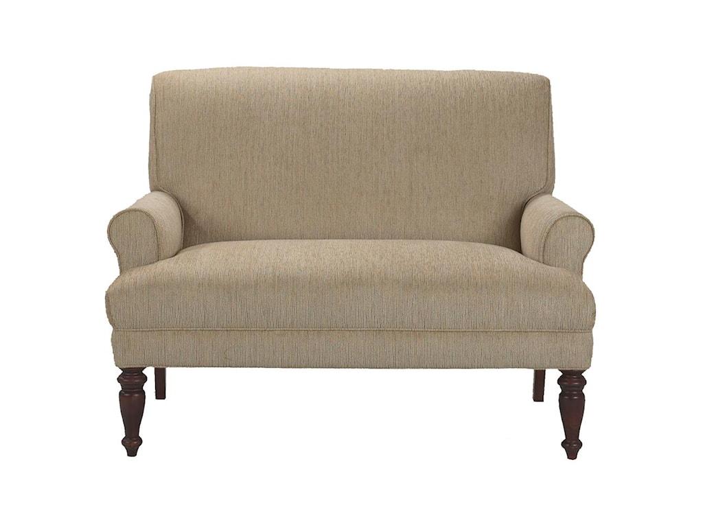 Klaussner TeasdaleUpholstered Love Seat