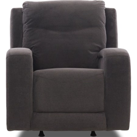 Power Recliner w/ Power Headrest & Lumbar