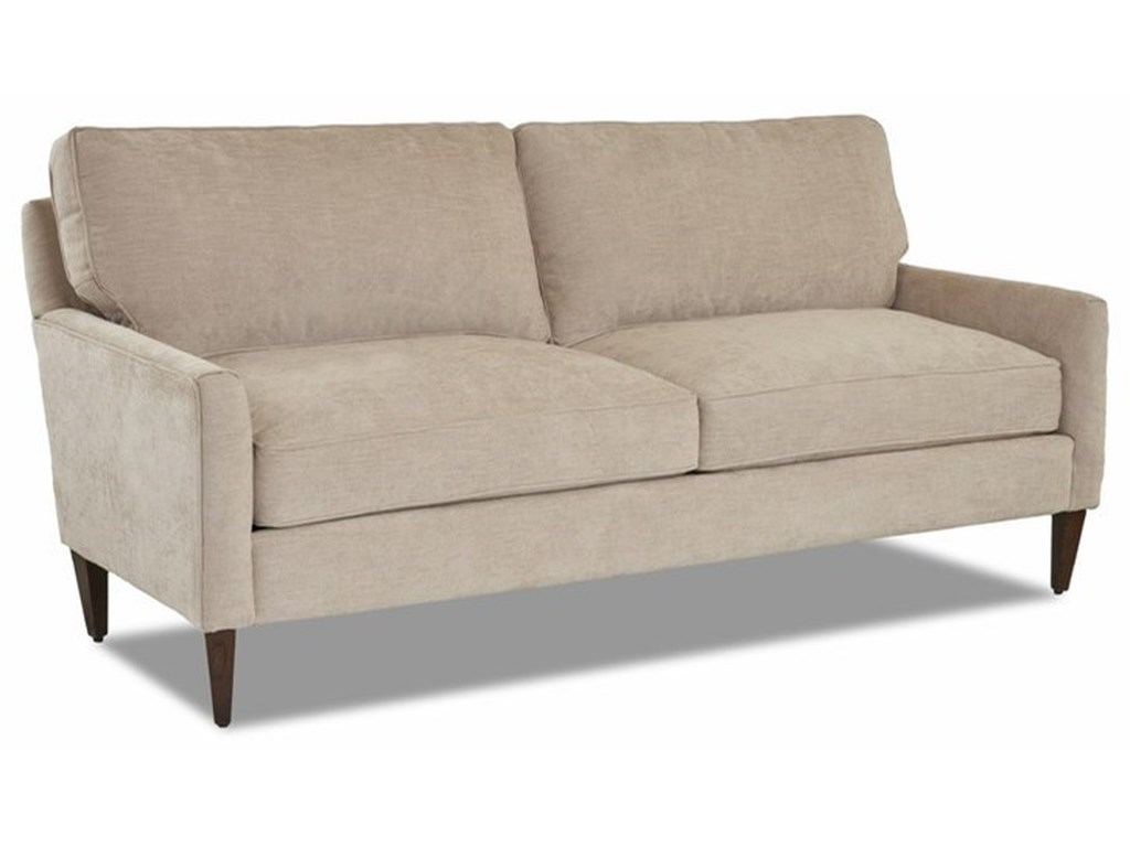 Klaussner TribeccaContemporary Loveseat