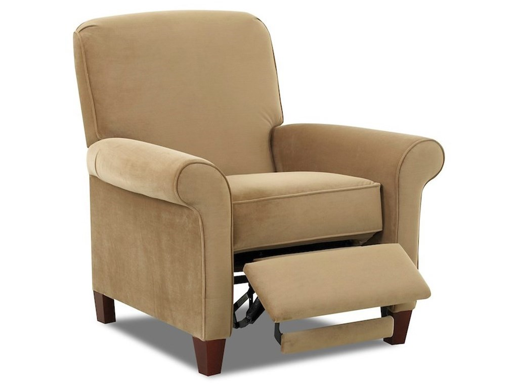 Simple Elegance TroupeHigh Leg Reclining Chair