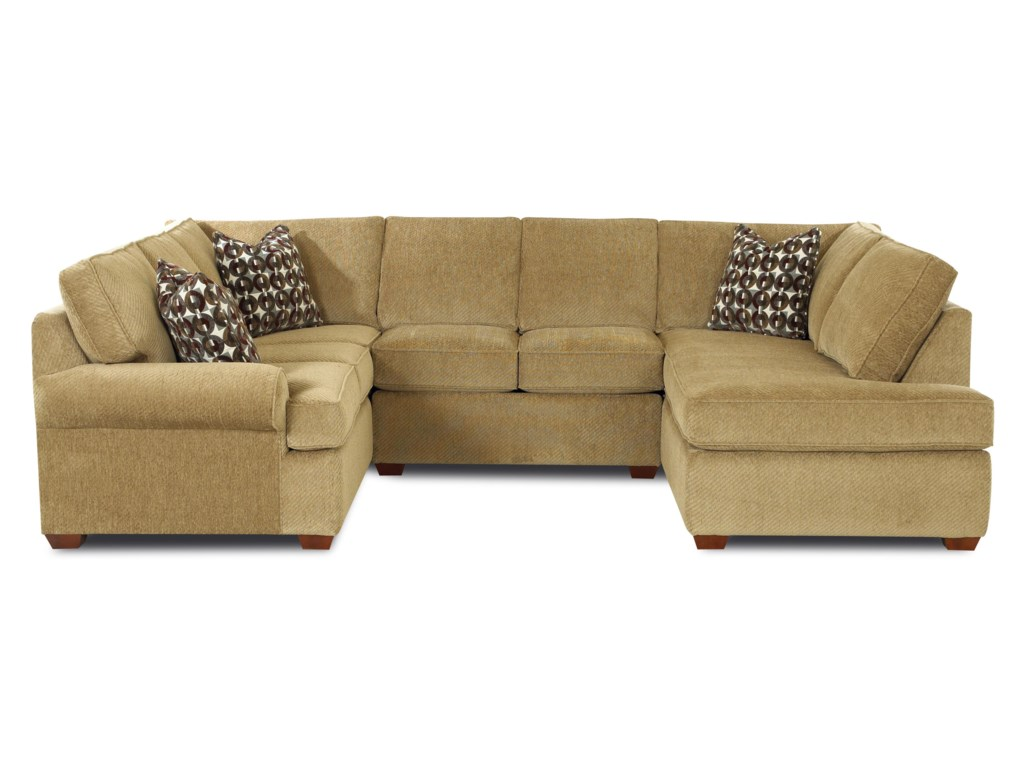 Klaussner TroupeSectional Sofa