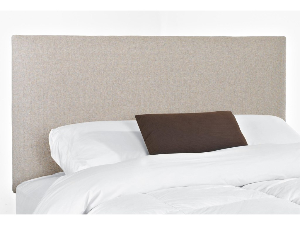 Klaussner Upholstered Beds and HeadboardsHeron Queen Headboard