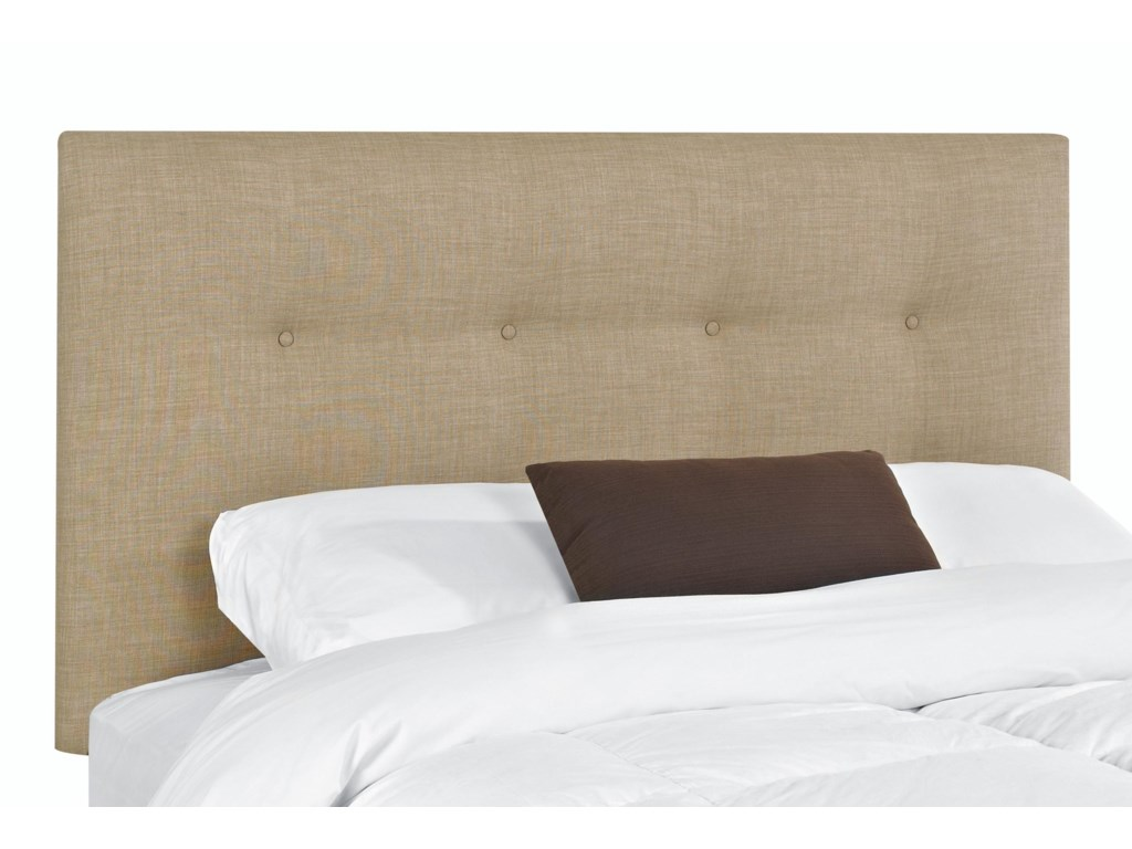 Klaussner Upholstered Beds and HeadboardsDuncan Queen Upholstered Headboard