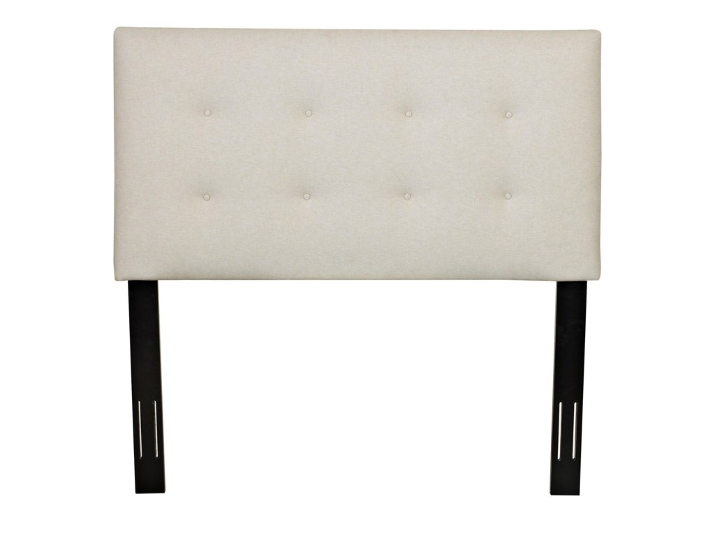 Klaussner Upholstered Beds and HeadboardsDuncan Twin Upholstered Headboard