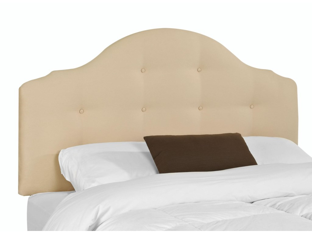 Klaussner Upholstered Beds and HeadboardsEncore King Headboard