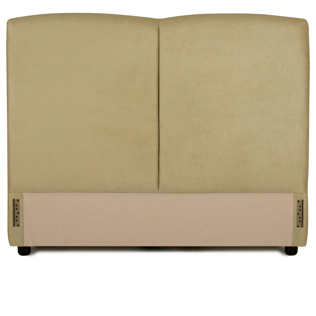 klaussner upholstered beds and headboards chances queen size, Headboard designs
