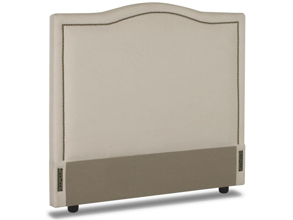 Klaussner Upholstered Beds and HeadboardsQueen Upholstered Headboard