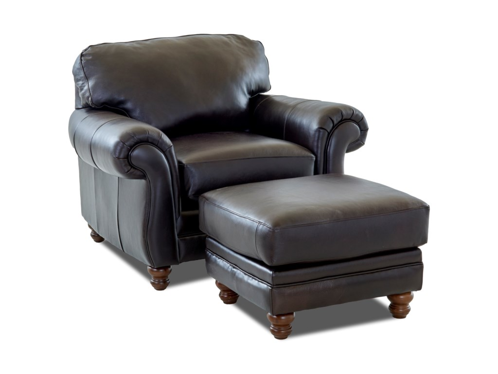 Klaussner Valiant Chair