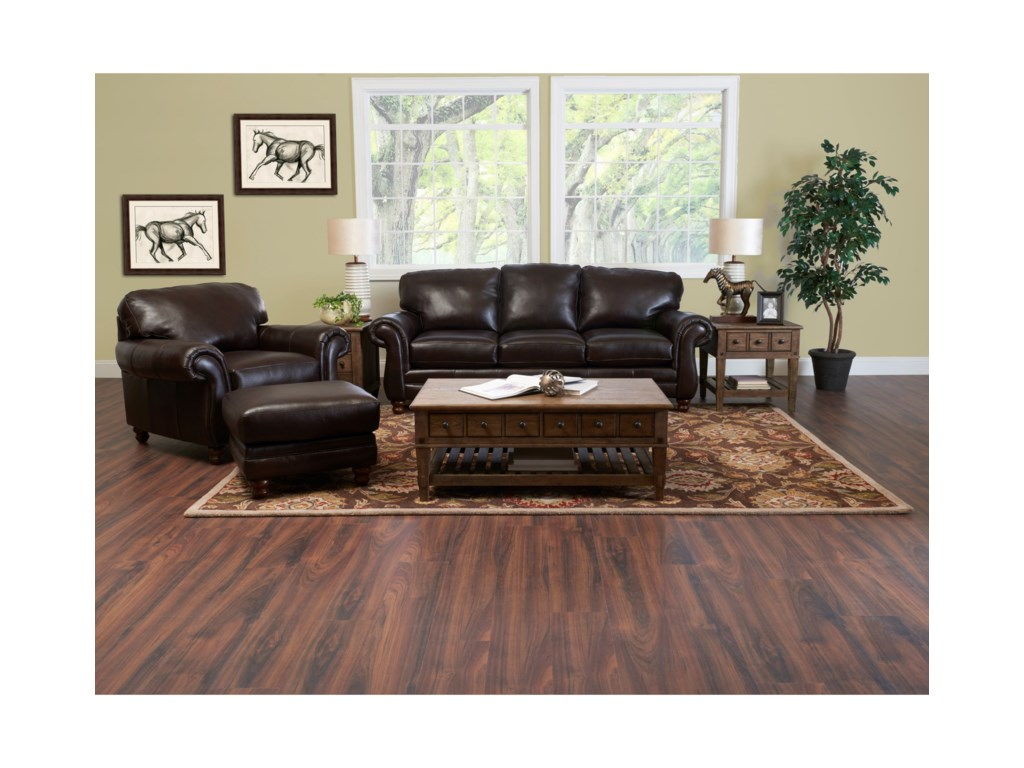 Klaussner Valiant Living Room Group