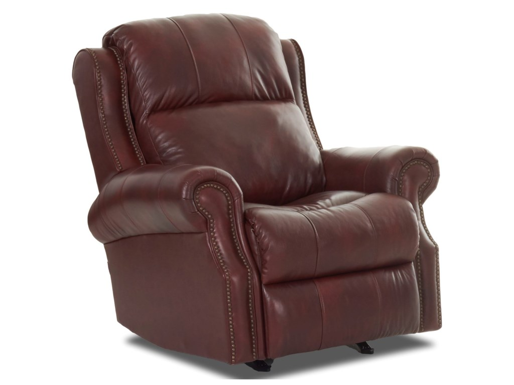 Klaussner VivioSwivel Rocking Reclining Chair