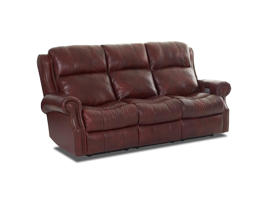 Klaussner VivioReclining Sofa